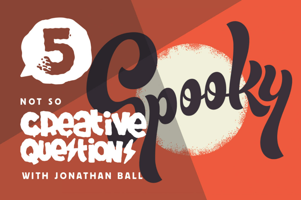5 not so creative questions with jonathan ball